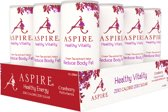 Aspire Drinks - (Cranberry 12x 250ml)