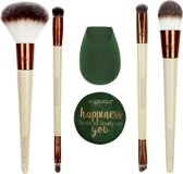 Ecotools Warm Winter Glow Beauty Kit - Make-up kwastenset