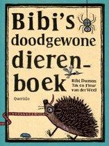 Boek cover Bibis doodgewone dierenboek van Bibi Dumon Tak (Hardcover)