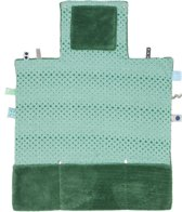 Snoozebaby Changing pad Easy Changing - Forest Green - 50x70cm - Verschoonmatje