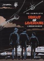 Tanguy en laverdure, de complete Lu06. trammelant in de woestijn (luxe editie)