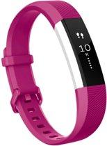 YONO Siliconen bandje - Fitbit Alta (HR) - Paars - Small