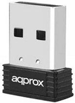 Wireless Adapter approx! NADAIN0211 APPUSB150NAV3 Nano US USB N150