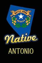 Nevada Native Antonio
