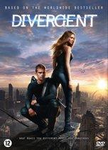 DVD cover van Divergent