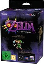 The Legend of Zelda: Majora's Mask 3D - Limited Edition - 2DS + 3DS