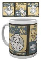 Fallout - Vault Poster Mug
