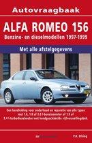 Vraagbaak Alfa Romeo 156 deel Benzine- en dieselmodellen 1997-1999