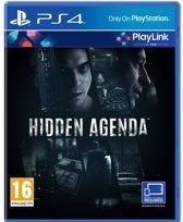 Hidden Agenda /PS4