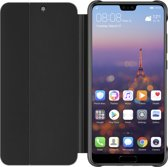 Huawei view flip cover - zwart - voor Huawei P20