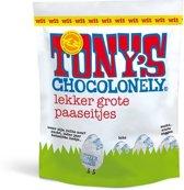 Tony's Chocolonely Paaseitjes Witte Chocolade - 1 x 180 gram