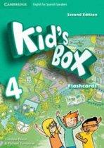 Kid's Box for Spanish Speakers Level 4 Flashcards