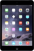 Forza Refurbished Apple iPad Mini 1 Zwart 16GB Wifi Only - C grade