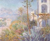 Claude Monet : Bordighera (1884) Canvas Print
