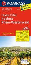 Kompass FK3059 Hohe Eifel, Koblenz, Rhein, Westerwald