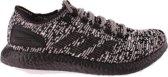 Adidas Hardloopschoenen Pureboost Unisex Zwart/wit Maat 40 2/3