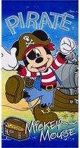 Disney Mickey Mouse Pirate Strandlaken - 70x140 cm - Multi
