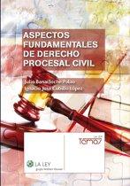 Aspectos fundamentales de Derecho procesal civil