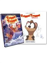 Trippel Trappel - Dierensinterklaas: DVD+making off boek