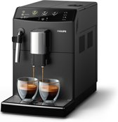 Philips HD8827/01 3000 Serie - Espressomachine - Zwart