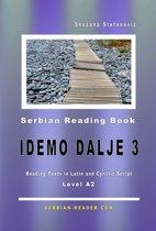 Serbian Reading Book ''Idemo dalje 3''