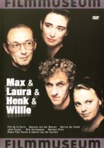 Max, Laura, Henk & Willie