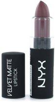 NYX Velvet Matte Lipstick - 08 Duchess