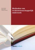 Boom Juridische studieboeken - Methoden van rechtswetenschappelijk onderzoek