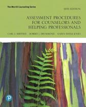 Assessment Procedures for Counselors and Helping Professionals Plus Mylab Counseling with Enhanced Pearson Etext -- Access Card Package