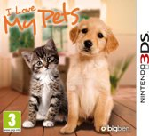 I Love My Pets - 2DS + 3DS
