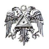 Byzantine Eagle, Talismans of the Knight Templar