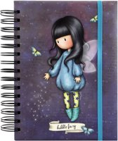 Gorjuss Organisational Notebook Bubble Fairy - Santoro London