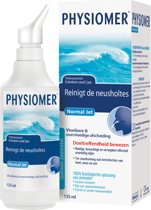 Physiomer Normal Jet - Neusspray bij verkoudheid - 135ml