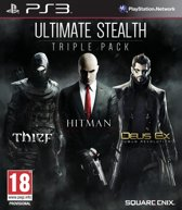 Ultimate Stealth Triple Pack (Thief / Hitman Absolution / Deus-Ex, Human Revolution)  PS3
