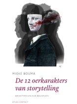 De schrijfbibliotheek - De 12 oerkarakters in storytelling