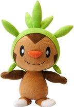 Pokemon Pluche Knuffel - Chespin 19cm