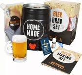 Brew Barrel - Bierbrouw pakket - Dark Beer - Zelf thuis bierbrouwen - Met NL Handleiding!