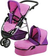 Combi wagen cico pink purple