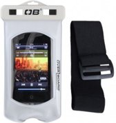 OverBoard Pro Sports Waterproof MP3 Case, Wit, For iPod/MP3 players