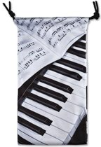 Glasses case Piano/Sheet music