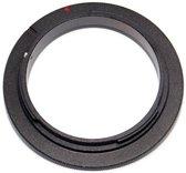 Sony NEX 62mm schroefdraad Reverse Macro Ring / Omkeerring