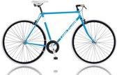 Mbm I Am Fixed - Fiets - Mannen - Blauw - 53 cm