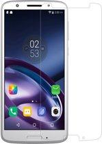 Motorola Moto G6 Plus Tempered Glass Screen Protector