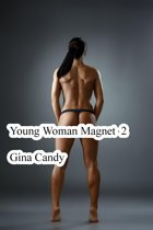 Young Woman Magnet 2