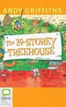 Boekomslag van 'The 39-Storey Treehouse'