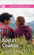 Kayla's Cowboy (Mills & Boon Superromance) (Montana Skies, Book 1)