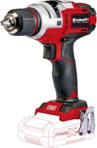 EINHELL Accu Boor-/ Schroefmachine TE-CD 18 Li E Solo - Power-X-Change - 18 V - 47 Nm - Zonder accu & lader