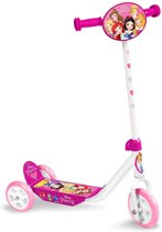 Disney Princess 3-wiel Kinderstep - Step - Meisjes - Wit;Roze