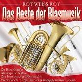Das Beste Der Blasmusik - Rot Weib
