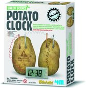 4M Kidzlabs Green Science - Potato Clock